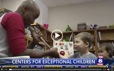 Fox 8 Highlights Infant & Toddler Program and The Special Children's School