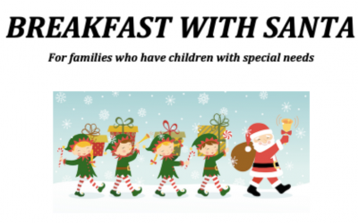 Breakfast with Santa – Register Today!
