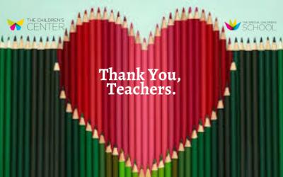 We Love Our WSFCS Teachers!