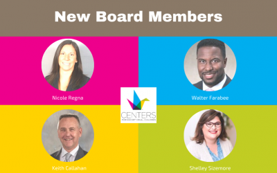 Welcome New Board Members